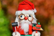 Christmas handmade toy