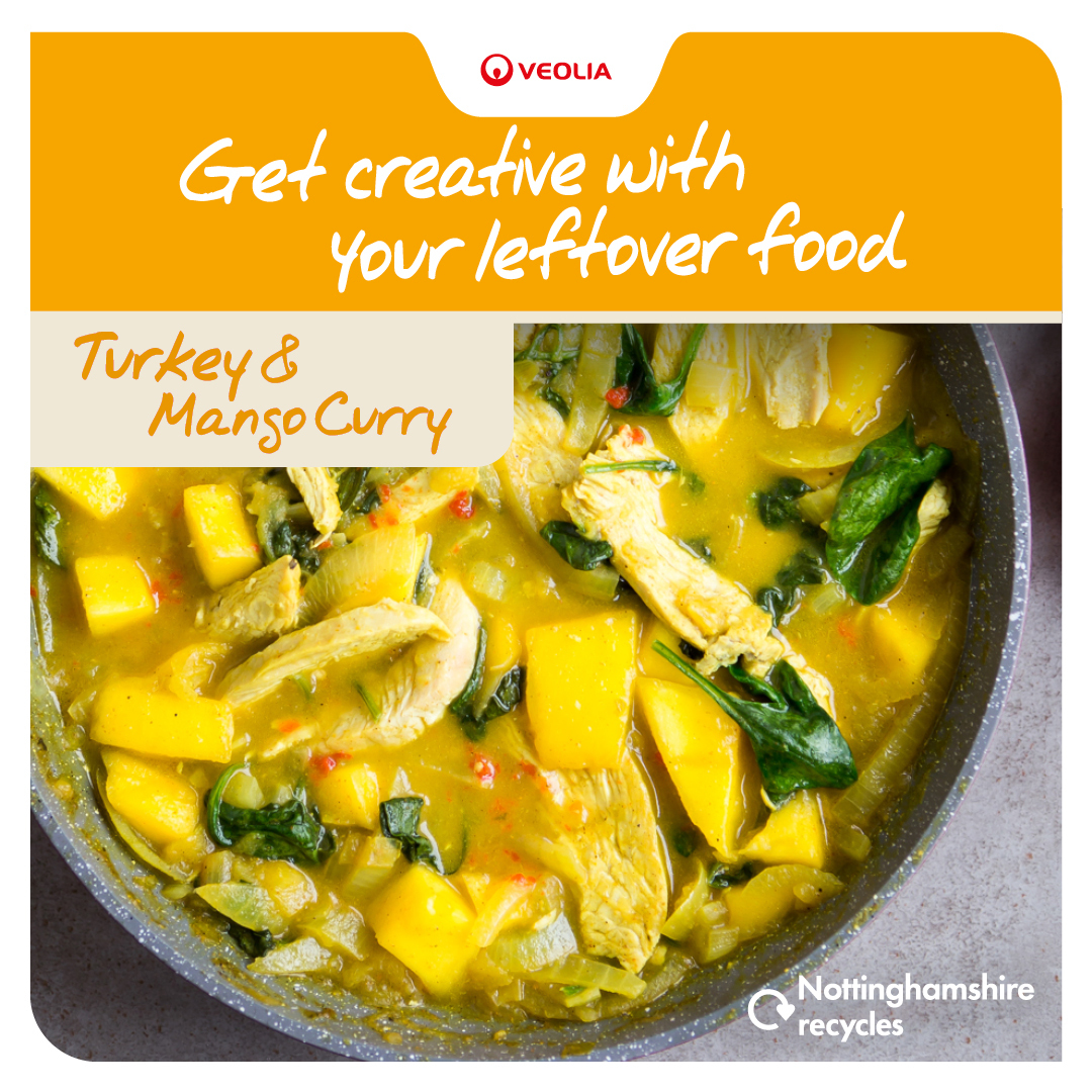 Leftovers Curry