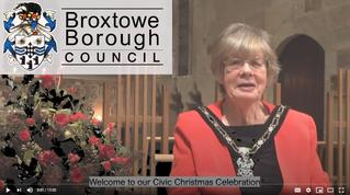 The Mayor's Christmas Service Video