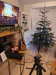 Christmas concert from home