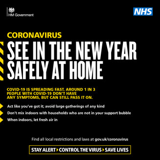 See in the new year safely