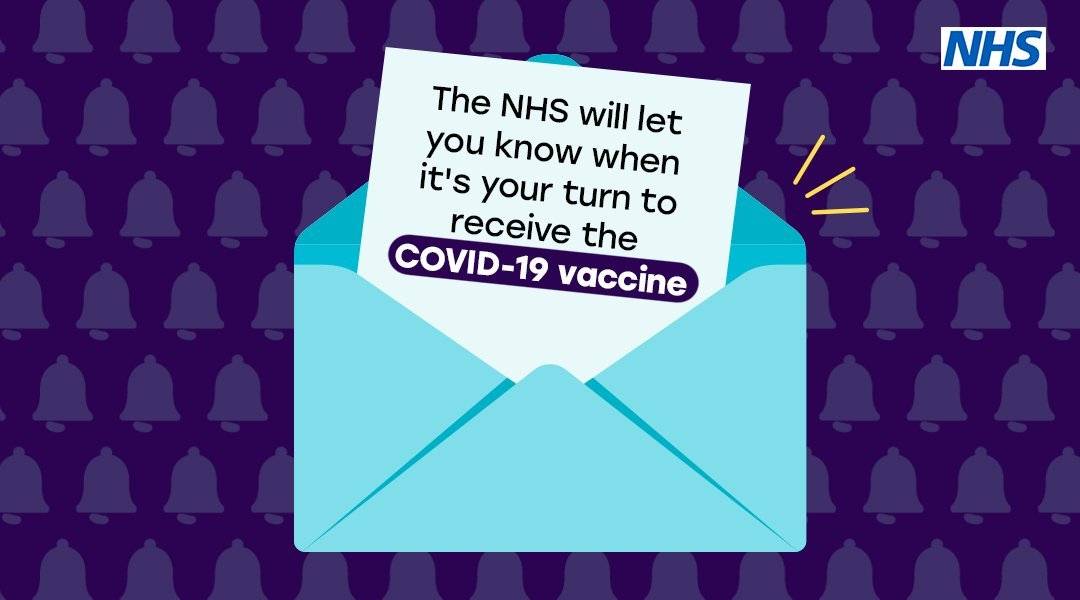 COVID vaccine letters