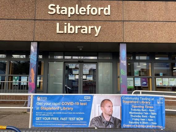 Stapleford Library
