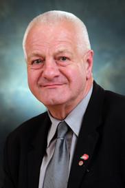 Leader of the Council, Councillor Milan Radulovic MBE