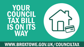 Council Tax bills are coming