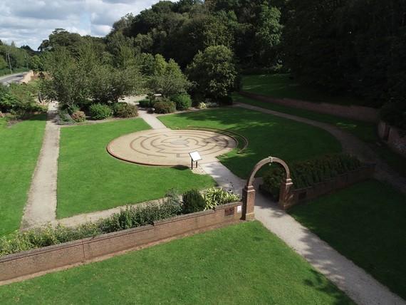 Bramcote park garden