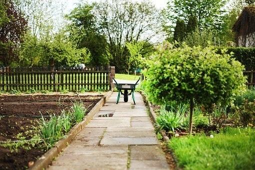 community garden week