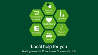Nottinghamshire Coronavirus Community Support Hub