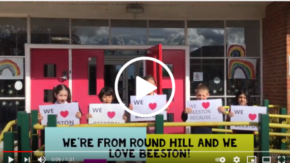 Link to We Love Beeston video on YouTube