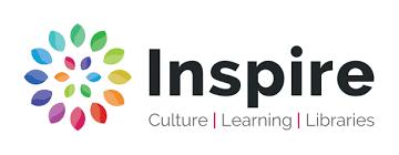 Inspire libraries logo