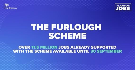 furlough new June 21