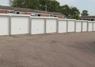 Ulldale court garages