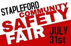 stapleford community safety fair - 31st July