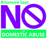 Broxtowe says no to domestic abuse