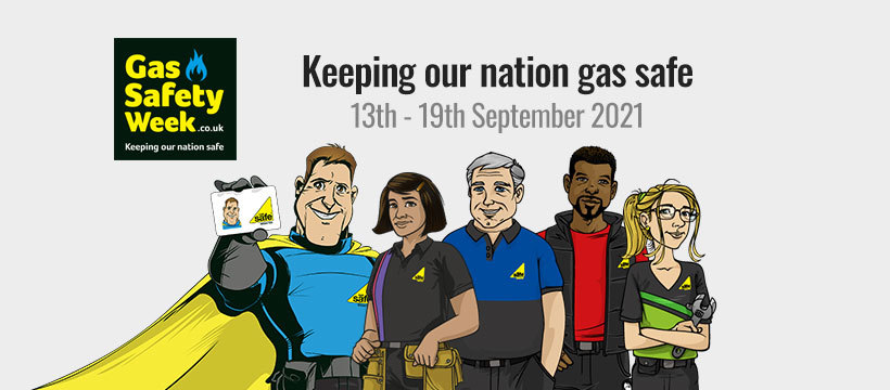 keeping the nation gas safe