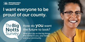 Have your say in the big notts survey