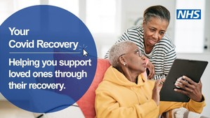 Your COVID recovery, helping you support loved ones through recovery