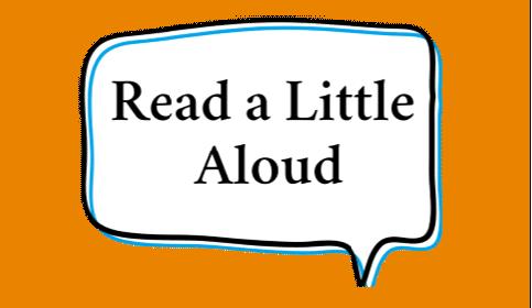 Read A Little Aloud