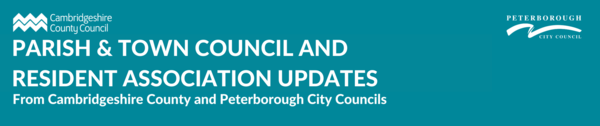 Parish & Town Council and Resident Association updates