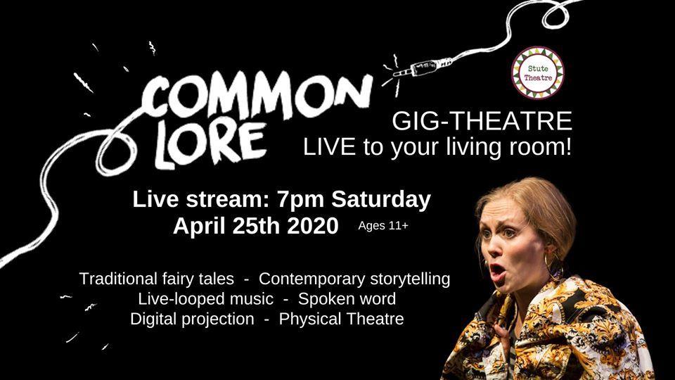 TLP common lore live stream
