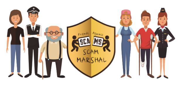 Scam Marshal