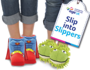 Slip Into Slippers