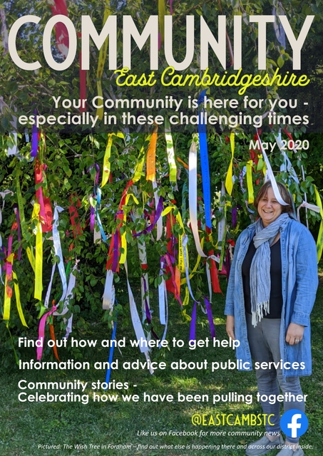 community east cambs magazine