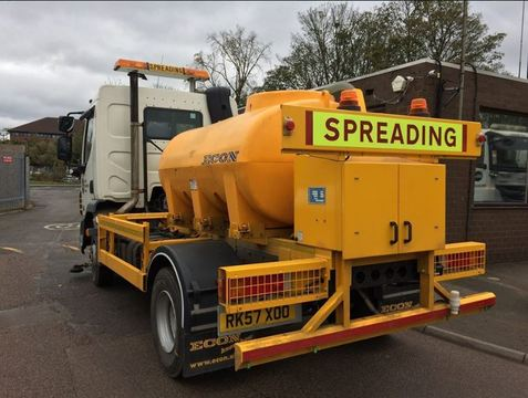 Busway Gritter