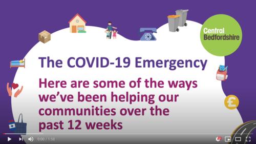 COVID-19 Health Emergency Update