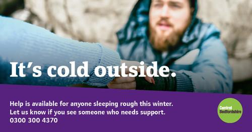 Help for rough sleepers
