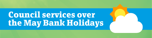 What services over the bank holiday are open?