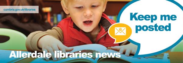 Allerdale libraries banner