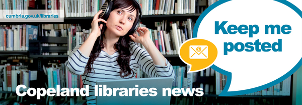 Copeland libraries banner