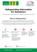 safeguarding
