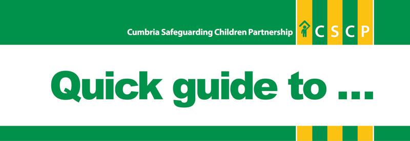 CSCP quick guides