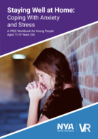 staying well at home - stress anxiety