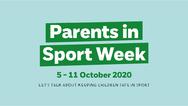 parents in sport week