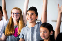 Drama class for young people