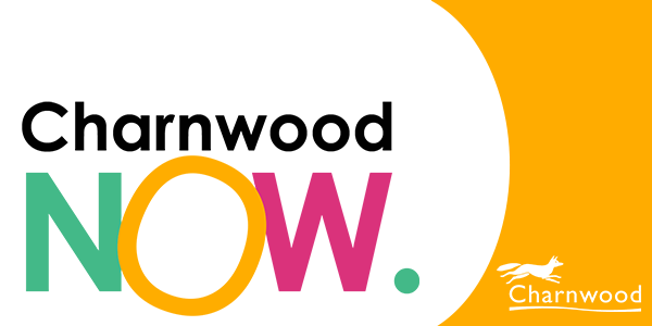 Charnwood Now email header