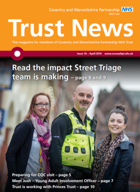 Trust News April 2016