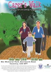 Carers Walk 2016