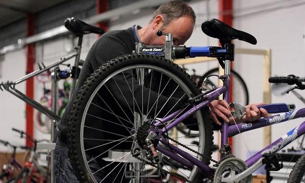Bike Recycling Open Day