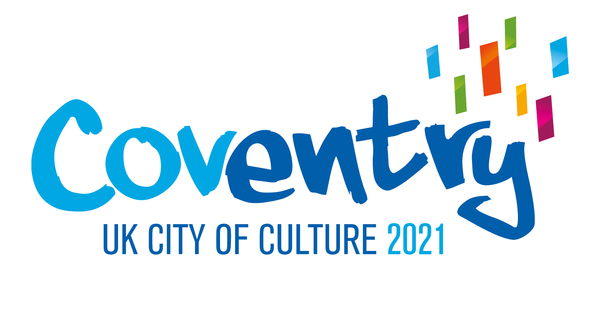 Coventry City of Culture 2021 logo