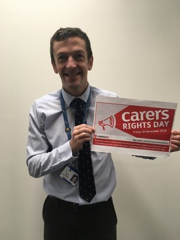 Pete Carers Rights Day