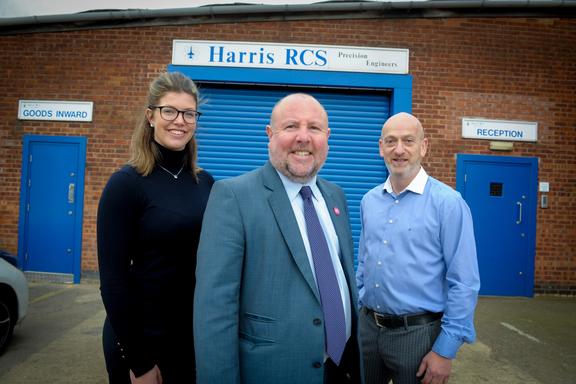 Harris RCS