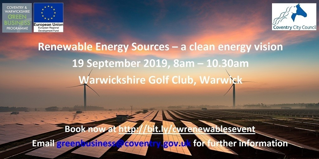 Renewables event