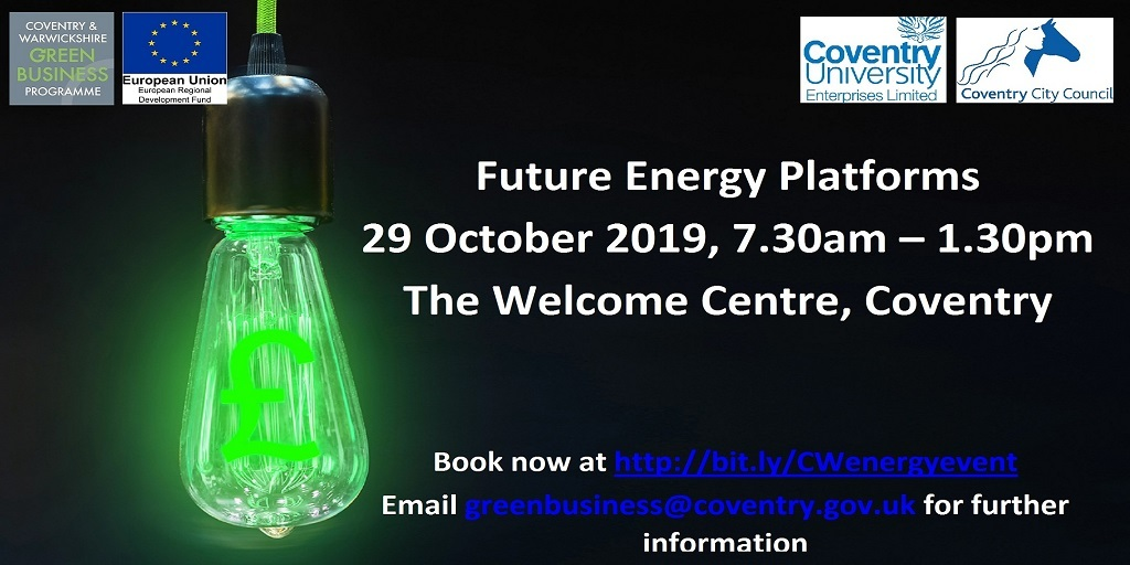 Future energy platforms