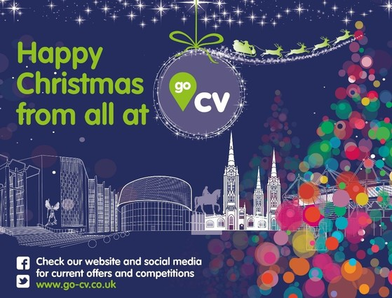 Happy Christmas from all at Go CV