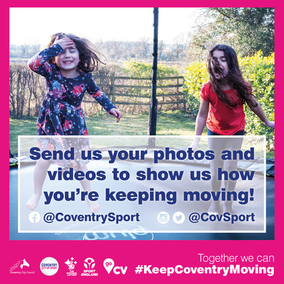 Keep Coventry Moving