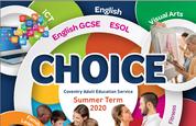 Choice magazine summer
